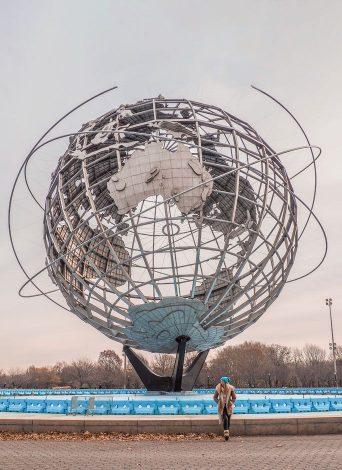 Excursión contrastes Nueva York - Flushing Meadow Park