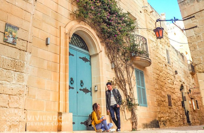 Parada en la ruta por Malta, Mdina