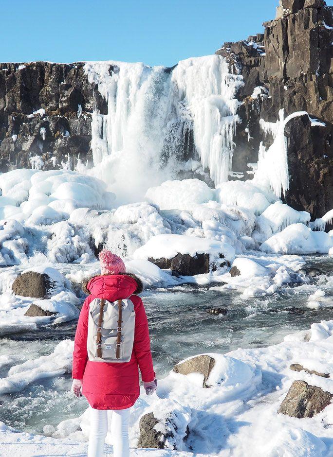 Ruta por Islandia en 4 días