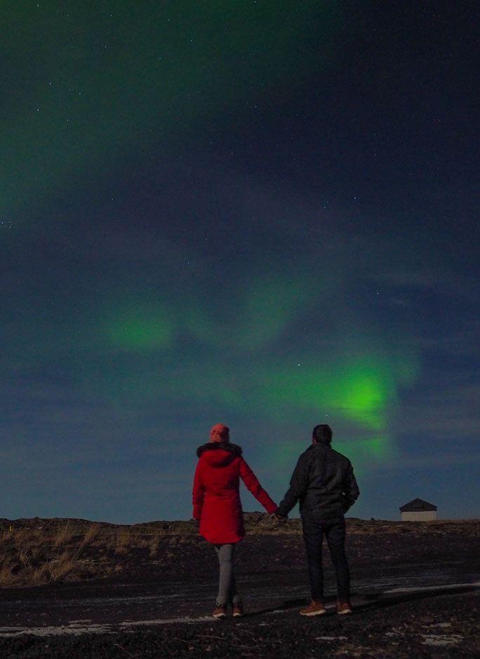 Auroras boreales en Islandia, consejos para verlas